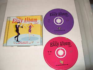 The-Best-Easy-Listening-Album-in-the-World-2-cd-2000-Excellent-condition