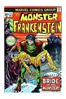 Frankenstein #2 (Mar 1973, Marvel)