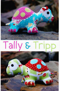 PATTERN-Tally-amp-Tripp-fun-turtle-PATTERN-by-Melly-and-Me