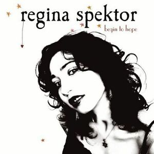 REGINA-SPEKTOR-Begin-To-Hope-CD-BRAND-NEW