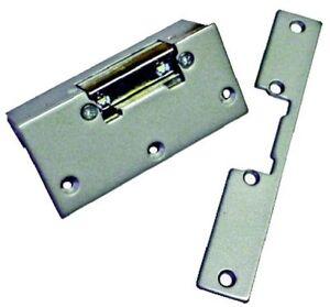 12v fail safe electric door release rim mortice lock for 12v electric door strike