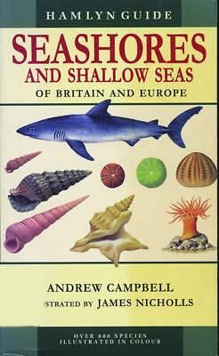 Hamlyn Guide Seashores and Shallow Seas