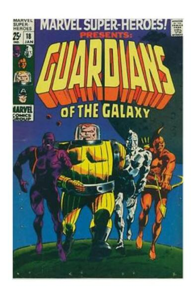 Image result for Marvel Super Heroes #18 (January 1969)