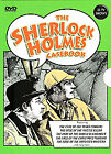 The Sherlock Holmes Casebook (DVD, 2006, 5-Disc Set, Box Set)