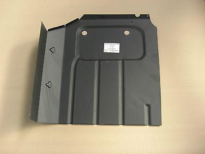 CLASSIC MINI FRONT FLOOR PAN  PASSENGER NEARSIDE LEFT HAND SIDE 40-10-74-1A