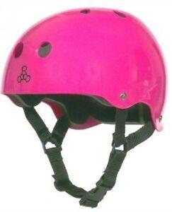Triple-8-Helmet-Glossy-Pink