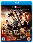 Detective Dee - Mystery Of The Phantom Flame (Blu-ray, 2011)