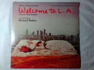 COLONNA-SONORA-Welcome-to-L-A-lp-RICHARD-BASKIN-NUOVO