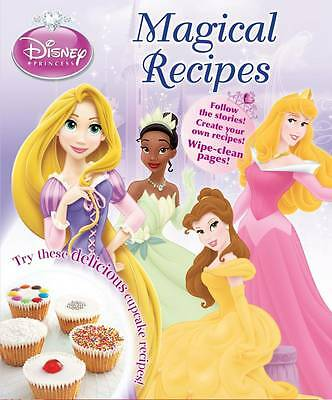Disney Disney Princess Cookbook Book