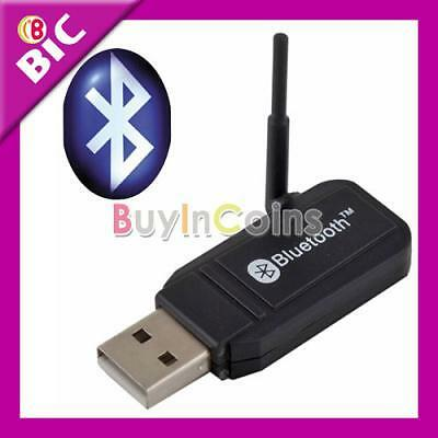 USB2.0 Wireless Bluetooth V1.2/V2.0 Compliant Dongle Adapter for PC #3 Antenna