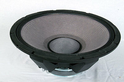 "18"" 600WRMS PA DJ Speaker Subwoofer Sub Woofer Driver 18 Inch 4 Ohms Quality"