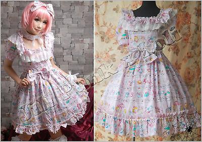 Lolita Fairy Hänsel und Gretel angelic dolly dress P