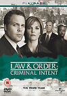 Law And Order - Criminal Intent - Series 3 - Complete (DVD, 2009, 5-Disc Set)