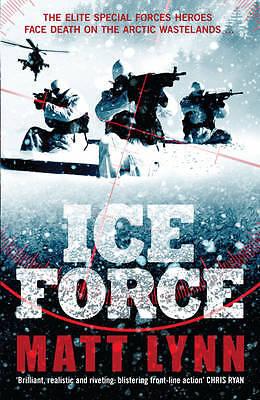 Lynn, Matt, Ice Force (Death Force), Very Good Book