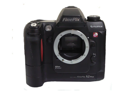 fujifilm finepix s series s2 pro 6 2mp digital slr camera black rh ebay com
