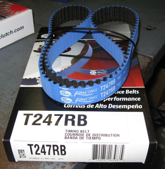 Gates Racing T247RB Timing Belt - B18C Integra GSR / Type-R / JDM B16B