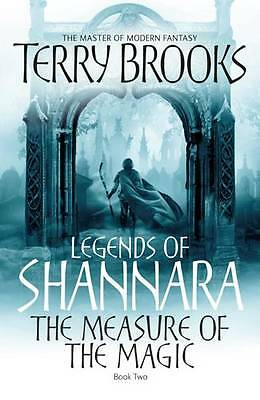 The Measure of the Magic (Legends of Shannara)-ExLibrary