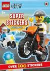LEGO City: Super Stickers Activity Book by Penguin Books Ltd (Paperback, 2011)