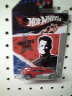 Dale Earnhardt Jr Hotwheels Car Split Vision 09/12 Customers First Fan Apparel & Souvenirs
