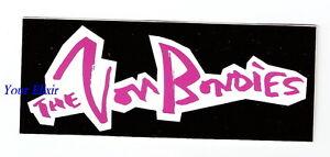 THE-VON-BONDIES-Pawn-Shoppe-Heart-C-039-mon-C-039-mon-No-Regrets-Case-Board-Amp-Sticker