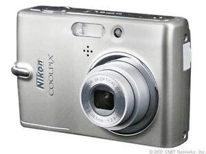 nikon coolpix l11 6 0mp digital camera matte black ebay rh ebay com Manual for Nikon Coolpix L11 Digital Camera Manual for Nikon Coolpix L11 Digital Camera