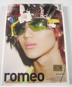 SHINee-Romeo-TAEMIN-Ver-2nd-Mini-CD-Free-Photo