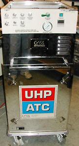 Quality-Assurance-Management-UHP-ATC-Gas-Sample-Cart-Controls
