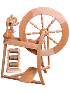 SPINNING-WHEEL-Traditional-by-Ashford-NZ-Brand-New-Bare-Timber-Kit-Popular