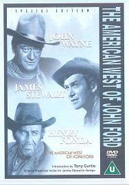 The American West Of John Ford (DVD 2002)