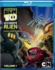 Ben 10: Ultimate Alien, Vol. 1 (Blu-ray Disc, 2011)