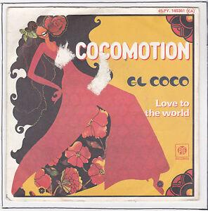 EL-COCO-Vinyle-45-tours-7-034-SP-COCOMOTION-F-Reduit-RARE
