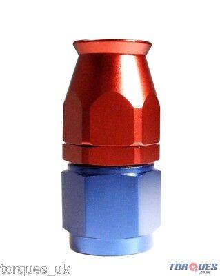AN -8 (AN8) STRAIGHT Teflon Fuel Hose Fitting