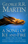 A Game of Thrones: The Story Continues: A Song of Ice and Fire: Volumes 1-4 (A Game of Thrones / A Clash of Kings / A Storm of Swords: Steel and Snow / A Storm of Swords: Blood and Gold / A Feast for Crows) by George R. R. Martin (Electronic book text, 2011)