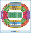 Tennessee Volunteers Football vs Vanderbilt Commodores Tickets 11/19/11 (Knoxville)