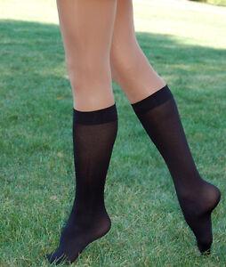 nylon knee socks