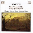 Sir William Walton - Walton: Piano Quartet; String Quartet (2000)