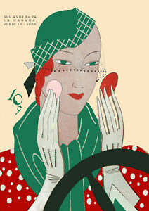 Wall-Decor-Poster-Fine-Graphic-Art-Design-Drive-Makeup-Deco-Girl-Room-art-120