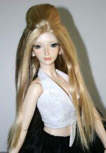 Long Blond Wig Size 8-9 BJD SD - London