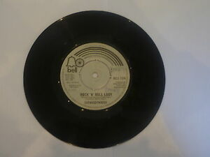 SHOWADDYWADDY-Rock-039-n-039-Roll-Lady-1974-UK-2-track-7-034-Vinyl-Single