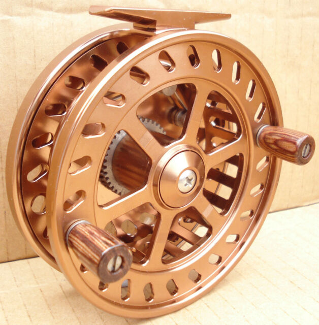 THE BEST CENTRE PIN REEL  COARSE FISHING RIVER TROTTING