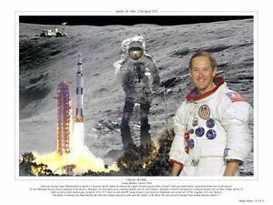 Charlie-Charles-Duke-NASA-Apollo-16-Moonwalker-Montage-16x12-Ideal-Space-Gift