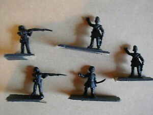 5-INFANTERIE-ANGLO-EGYPTIAN-AFGHAN-SIKH-COLONIAL-WAR-WARGAME-FOUNDRY
