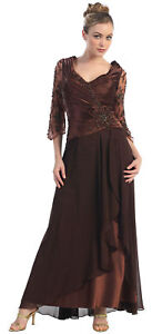 PLUS-SIZE-DRESS-FORMAL-EVENING-MOTHER-OF-THE-BRIDE-GOWN