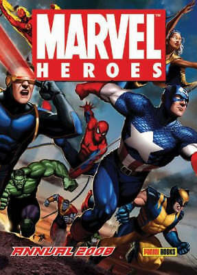 various, Marvel Heroes Annual 2008, Excellent Book