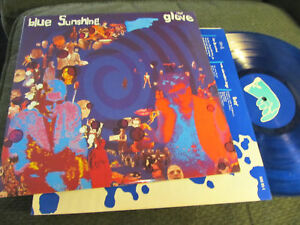 BLUE-SUNSHINE-The-Glove-Robert-Smith-Cure-LP-NM-039-82-039-90