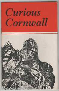 B-Trevail-Curious-Cornwall-1st-Edition-1969-Booklet