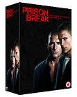 Prison Break Series 1-4 Complete (DVD, 2009, Box-set)
