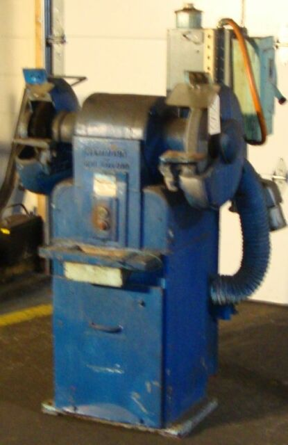 "#SLS1C29 Hammond 12"" Pedistal Grinder  #6950LR"