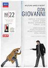 Mozart 22 - Don Giovanni - Wiener Philharmoniker - Daniel Harding (DVD, 2007, 2-Disc Set)
