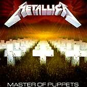 METALLICA Master Of Puppets CD NEW & SEALED